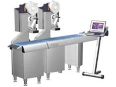 The Weigh Price Labeller machine