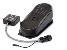 K3127-1 wireless pedal