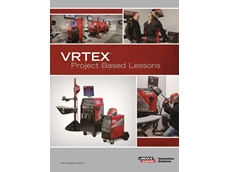Lincoln Electric's VRTEX Project Based Lessons
