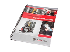 Robotic Welding Project-Based Lessons textbook