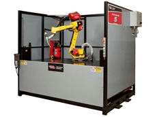 Auto-Mate 5 Robotic Welding Cell