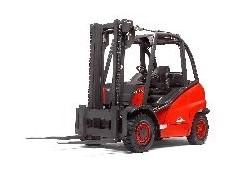 See Linde's new forklifts at Safety In Action.
