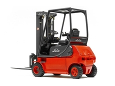 Electric Forklift - Linde 335-02-E16C