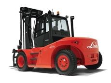 Linde IC Forklift - Linde 1401-H120