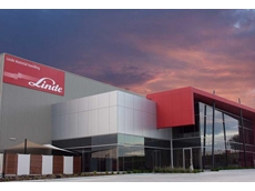 The new Linde facility in Melbourne