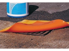 Drain Protection, Floor Bunding and Silt Curtain Products from Liquatex