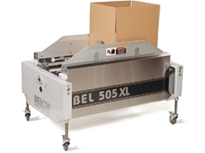 BEL 505XL Semi-Automatic Case Erector and Pack Station