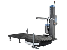Cousins Packaging Stretch Wrapping Machines by Live Industrial
