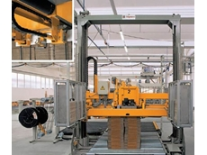 ITIPACK Strapping Machines for the Wood, Paper, Food, Fibre, Building Products and Steel Industries from Live Industrial