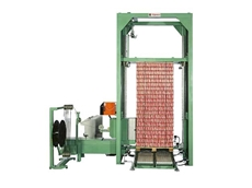 VKB strapping machine for cans