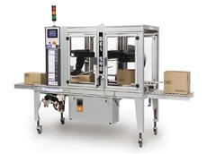 fully automatic case sealing machines with tape closure