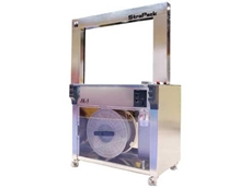 StraPack JK-5SUS stainless steel strapping machine