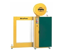 StraPack RQ-8Y automatic side-seal strapping machine
