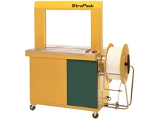Strapack RQ-8 Automatic Strapping Machines from Live Industrial