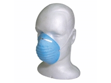 Cupped dust masks from Livingstone International