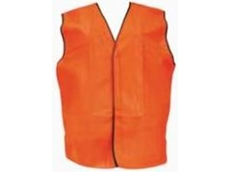 Daytime safety vests available from Livingstone International