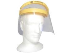 Impact-resistant face shields