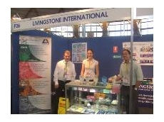 Livingstone International at the Safety Show Sydney 2008