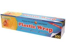 New from Livingstone International – universal plastic wraps in dispensers