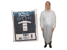 New to Livingstone International – Low density ponchos