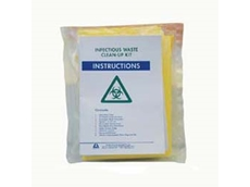 Spill clean up kits contain all necessary components to clean spill quickly