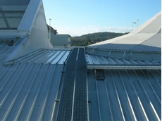 Industrial Safety Floorings and Roof Treadings from Locker Group