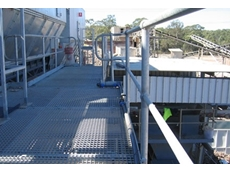 Tubular Ball Handrail Systems from Locker Group