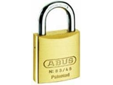 Abus 83/45 padlocks