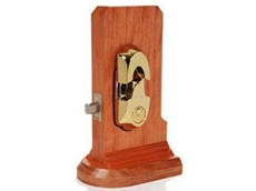 Biometric Fingerprint Deadbolt