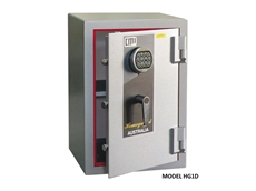 CMI Homeguard security safes available from Locks Galore