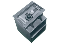 CMI Mark I Torch and Drill Resisting in floor safes