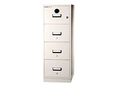 Chubb Survivafile UL120 Fire-Resistant Filing Cabinet