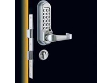 Codelock CL525 heavy duty mortice lock
