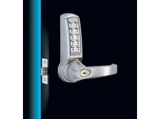 Codelocks CL4010 electronic digital lockset available from Locks Galore