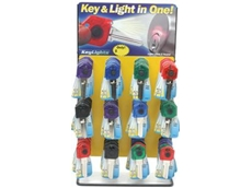 Keylights and key blanks available from Locks Galore
