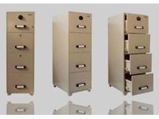 Kookaburra fire resistant filing cabinets