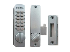 Lockey C-150 Digital Sliding Cabinet Door Locks