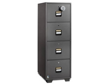Locktech fire resistant filing cabinets available from Locks Galore