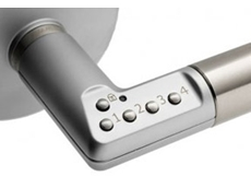 Lockwood Code Handle keyless lockset