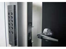 Rosslinear electronic access control