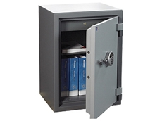 Secure Doc Office III fire resistant cabinets now available from Locks Galore