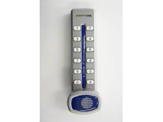 V200 electronic locks are designed especially for cabinets and cupboards