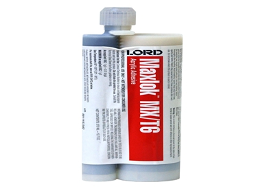 LORD MAXLOK structural adhesives offer corrosion protection.