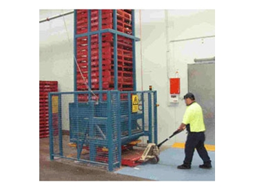 High performance, lightweight pallets when and where you need them