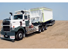Lusty EMS' new off-road side tipper for the mining and resources sector