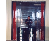 Strip Doors for commercial and industrial applications
