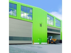Doors for commercial and industrial applications