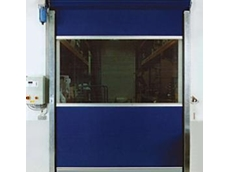 High Speed Roller Freezer Door