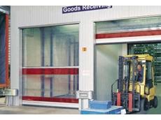 S 800 vertically opening doors
