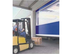 S 1100 vertically opening high speed door